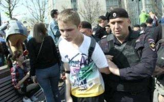 За вовлечение подростков в участие в митингах будут наказывать