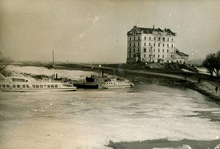 Старый брод через Иргиз