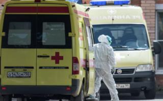 В России от коронавируса умерли более 70 медиков