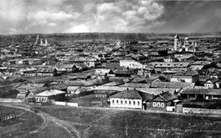 Балаково, село Николаевского уезда