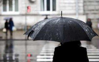 Дождливый, пасмурный день