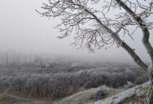 Начало зимы будет неблагоприятным