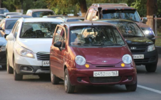 В России хотят запретить эксплуатацию старых автомобилей
