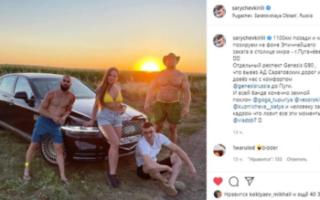 Блогер К. Сарычев сравнил кочки на трассе Пугачев-Балаково с Эверестом