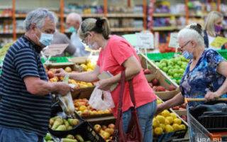 Овощи дорожают, водка дешевеет