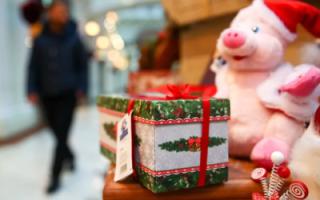 Новогодние подарки для детей подорожали на 20%