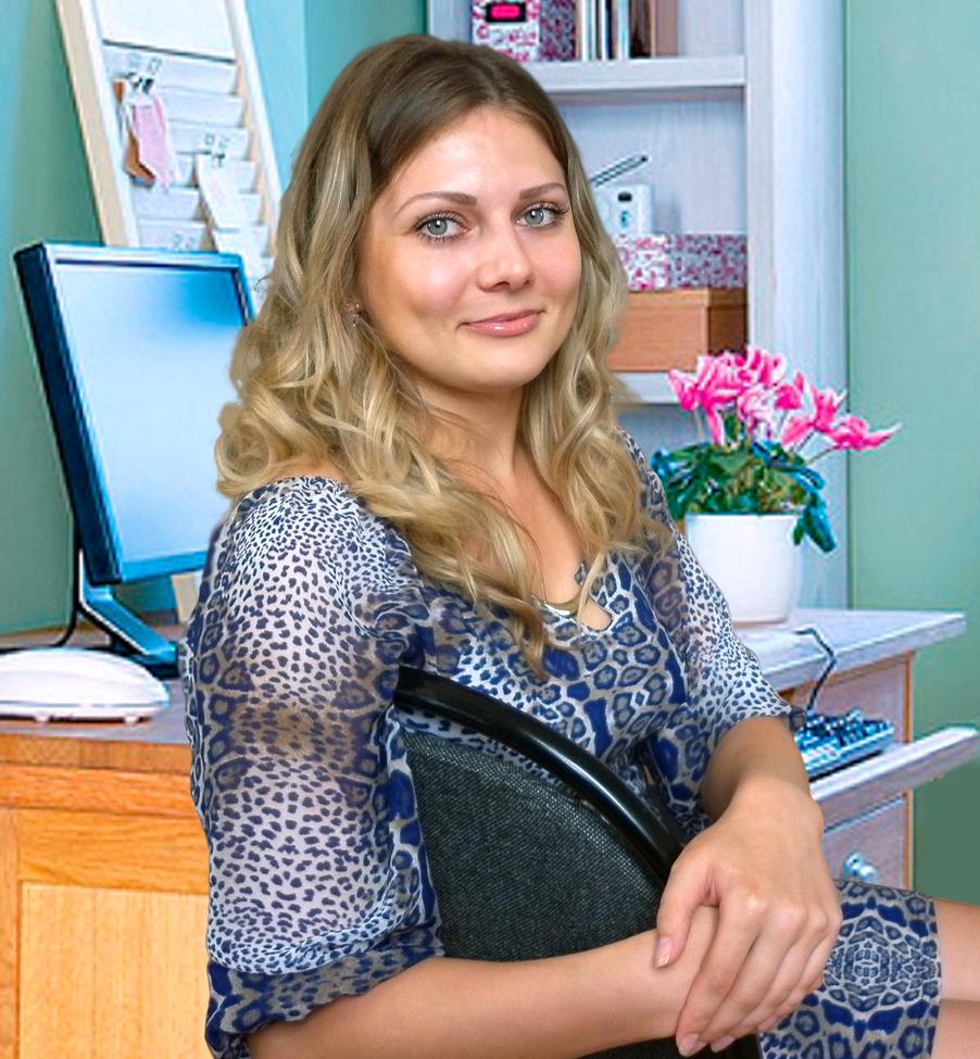 Ведущий специалист федеральной службы  Тамара Функнер