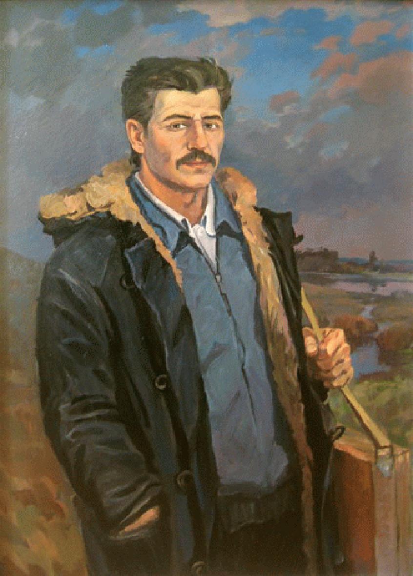 Геннадий Александрович Богословский, художник, поэт1_1