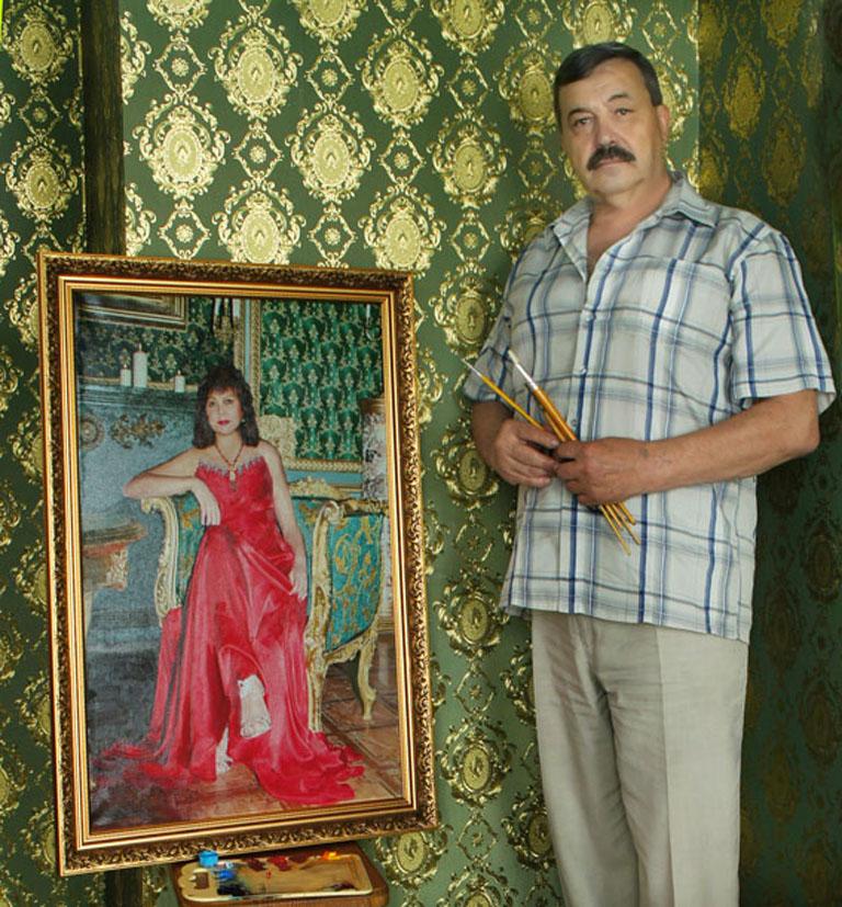 В.А. Мясников художник