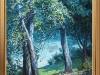 Г.А. Богословский. Высоки деревья на реке Медведице. 20011 г.