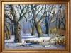 Г.А. Богословский. Зимний лес. 1992 г.
