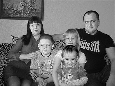 семья алексеевых