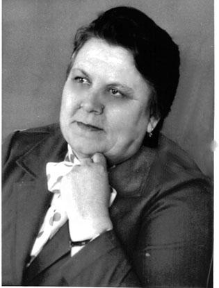 Баринова