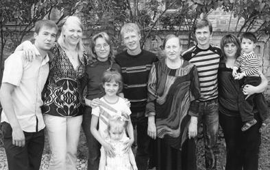 семья Шумилиных