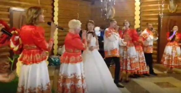 Свадьба в Каменке