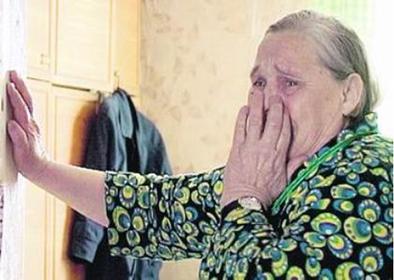 Пенсионеры выживают